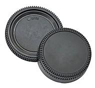 pajiatu® задняя крышка объектива + крышка корпуса камеры для Nikon D5100 D3100 D7000 D5000 D90 D80 d3 d2h D2X d200 d300 и т.д.