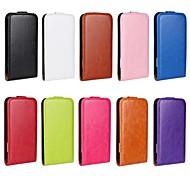 Flip-Open Pferd Korn PU-Leder Ganzkörper-Case für HTC One X (farblich sortiert)