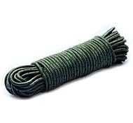 Недорогие -открытый многоцелевой кемпинг утилита 5мм шнур веревка аксессуары палаток, тентов флот (20 м)