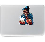 Недорогие -Дизайн игрок декоративные наклейки кожи для MacBook Air / Pro / Pro с сетчатки дисплей