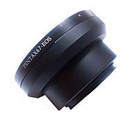 Недорогие -Переходное кольцо для pentax67 в Canon EF объектива канона eospentax67-ЭОС