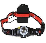 LS055 Stirnlampen Radlichter Schweinwerfer LED 150/350/200 lm 2 3 Modus Cree XR-E Q5 einstellbarer Fokus Stoßfest Wasserfest für Camping
