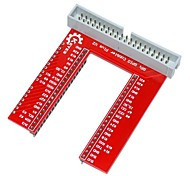 DIY плата расширения GPIO для Raspberry Pi B +