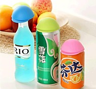 cheap -Japanese-style Hat Shaped Bottle Stopper(Random Color)