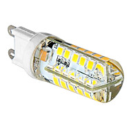abordables -2W 400-450 lm G9 Bombillas LED de Mazorca T 48 leds SMD 2835 Blanco Cálido Blanco Fresco AC 220-240V
