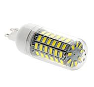 abordables -5W 450 lm G9 Bombillas LED de Mazorca T 69 leds SMD 5730 Blanco Natural AC 220-240V