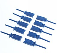 cheap -Test Hook Clip Test Clips Logic Analyzer Wiring Hook (10Pcs)