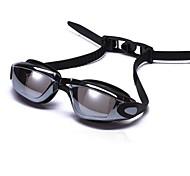 Недорогие -плавательные очки Жен. Противо-туманное покрытие / Износоустойчивый / Водонепроницаемый / Поляризованные линзы Силикагель Поликарбонат