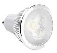 GU10 LED Spot Lampen 3 Leds Hochleistungs - LED Warmes Weiß Natürliches Weiß 310lm 3500/5000K AC 220-240V