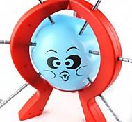 Недорогие -Воздушные шары Приключенческая игра Игрушки Надувной Для вечеринок пластик Игры родительского ребенка взрывные работы Творчество 1 Куски