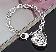 Браслеты Браслеты-цепочки и звенья Ожерелья-цепочки Любовь Уникальный дизайн Мода Для вечеринок Бижутерия Подарок1шт