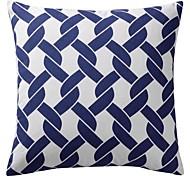 современной геометрической хлопка декоративная подушка крышка