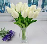 новый искусственный тюльпан 6 частей для венчания и партии украшения
