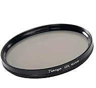 TIANYA® 40.5mm CPL Polarizer Filter for Sony A5100 A6000 A5000 NEX-5T 5TL NEX5R QX1 16-50mm Lens