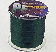 cheap -300M / 330 Yards PE Braided Line / Dyneema / Superline Fishing Line 45LB 40LB 35LB 30LB mm 147 Sea Fishing Fly Fishing Bait Casting Ice