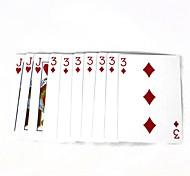 магия покер магические реквизит - разноцветные (10 шт)
