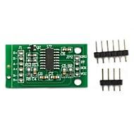 Недорогие -hx711 DIY микроконтроллер весом объявления модуль - армия зеленый