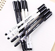 Totoro Black Ink Gel Pen(1 PCS Random Color) For School / Office