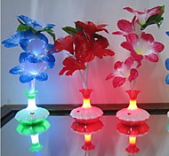 Недорогие -Водонепроницаемый - Ночные светильники - Меняет цвета - Батарея - 3 - (W V)