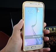 Недорогие -сверхтонкий алюминиевый сплав бампер рамка для Samsung Galaxy S6