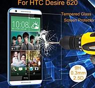 abordables -Protector de pantalla HTC para Vidrio Templado 1 pieza Alta definición (HD)