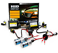 cheap -12V 55W H11 Hid Xenon Conversion Kit 8000K