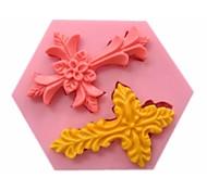 Недорогие -хром крест силиконовые формы торт украшения инструменты Кекс силиконовые MOLDES 3d формы шоколада Ferramentas конфеты