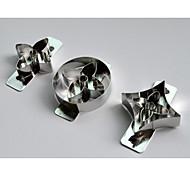 Недорогие -резак Vuitton Stainless steellouis набор для украшения торта конфеты Sugarcraft ремесел комплект ювелирных изделий смола глины 3