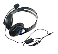 Gaming Chat Headsets with Microphone for PS4 Wireless Controller