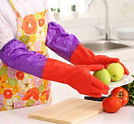 cheap -High Quality 1pc Silicone Glove Protection, Kitchen Cleaning Supplies