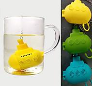 Недорогие -Drinkware силикагель Насосы и фильтры / Чай и напитки Подруга Gift 1pcs