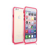 For iPhone X iPhone 8 iPhone 8 Plus iPhone 5 Case Case Cover Transparent Bumper Case Solid Color Hard PC for iPhone X iPhone 8 Plus