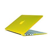 """Недорогие -кристалл защитный верхний откидная крышка трудно открытый футляр для Apple MacBook Air 13,3 """"(ассорти цветов)"""