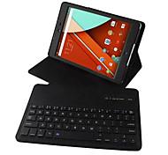 Недорогие -Кейс для Назначение Google Чехлы с клавиатурой Чехол Твердый Кожа PU для