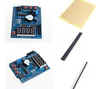 Недорогие -Обучение, основанное на многофункциональный платы расширения для Arduino
