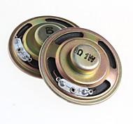 Small Speaker 8R 1W Diameter 5CM(2Pcs)
