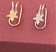 cheap -Women's Star Ear Cuffs - Star For Wedding Daily Casual
