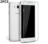 2PCS Clear Ultra-thin Tempered Glass Screen Protector for Samsung Galaxy S5 I9600
