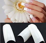 cheap -nail art Full Nail Tips Half Nail Tips Abstract Classic Wedding High Quality Daily
