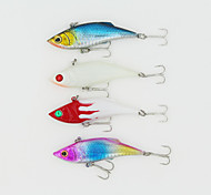 cheap -1 pcs Hard Bait Vibration/VIB Fishing Lures Vibration/VIB Hard Bait Hard Plastic Sea Fishing Bait Casting Spinning Freshwater Fishing