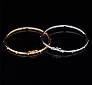 Недорогие -u7® Elegent манжеты браслеты австрийский SWA горный хрусталь 18k позолоченный браслеты ювелирные изделия подарок для женщин