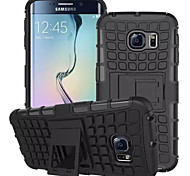 TPU+PC Shockproof Rugged Hybrid Armor Hard Case Cover For Samsung Galaxy S6 Edge/S6/S5/S5 Mini/S4