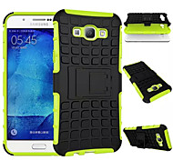 Heavy Duty Defender Case With Kick-Stand Impact Hybrid Armor Hard Cover For Samsung Galaxy A8/A7/A5/A3