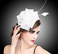 Недорогие -Женский Органза Заставка-Свадьба Особые случаи Вуалетки Цветы Заколка для волос 1 шт.