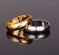 cheap -Women's Ring Gold Silver Platinum Plated Gold Plated Alloy Vintage Cute Party Work Casual Fashion Party Anniversary Birthday Gift Costume
