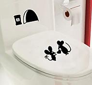 cheap -Bathtub Appliques Toilet / Bathtub / Shower / Medicine Cabinets Plastic Multi-function / Eco-Friendly / Cartoon / Gift
