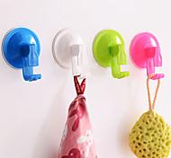 Недорогие -сильные вакуумные кухонные крючки ванная комната съемная присоска настенная вешалка
