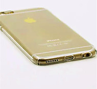 Недорогие -Прозрачный PC жесткий футляр для Iphone 6