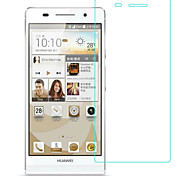 cheap -Tempered Glass Screen Protector Film for Huawei Ascend P6 Screen Protectors for Huawei