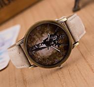 Homens Relógio Esportivo Relógio Elegante Relógio de Moda Relógio de Pulso Chinês Quartzo Tecido Banda Pendente Casual Criativo Cores